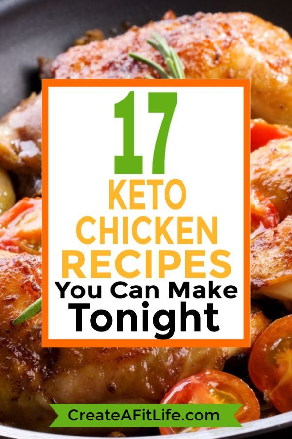 Keto Chicken Recipes With Images Keto Chicken Chicken Recipes Low Carb Diet Recipes