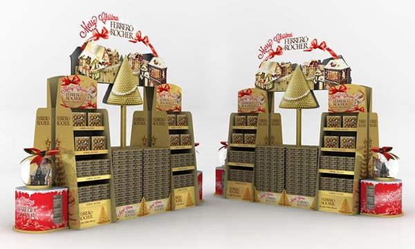 Ferrero POS 2014-2015 on Behance
