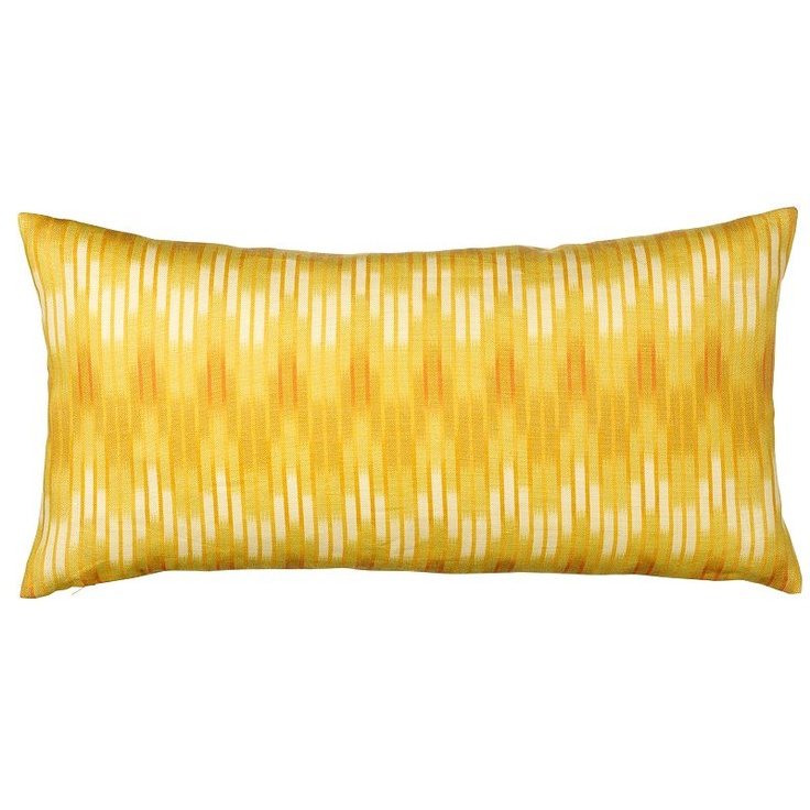Ptolemy Mann Limited Edition For John Lewis Adras Cushion, Lemon
