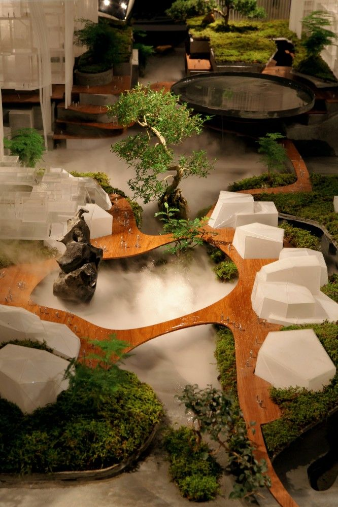 MAD Envisions More 'Natural' Chinese Cities in the Future