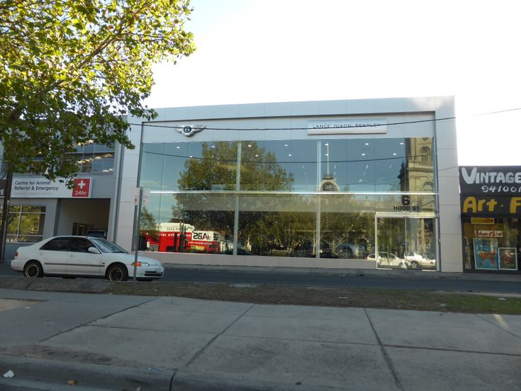 Bentley dealership melbourne
