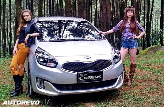 All New Carens : Animo Sudah Ratusan Kia Makin Optimis