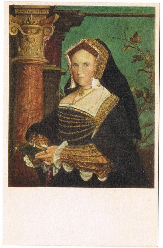 4 Costume History Postcards  Hat Creations  Holbein  by P8iosities, €5.50