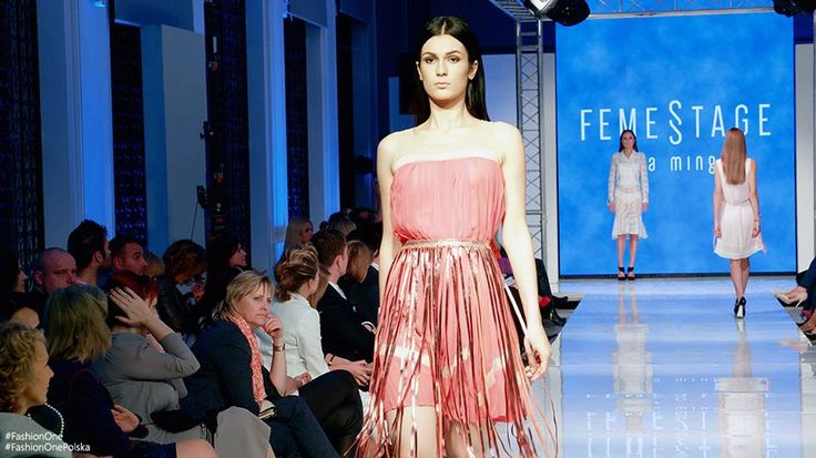 #FreshFacesPoland2015 Gala pictures by Fashion One Poland