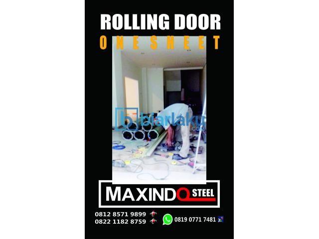 Maxindo Steel menjual Rolling Door secara Online untuk daerah Depok. Kami menawarkan kemudahan bagi anda yang tinggal didaerah depok yang membutuhkan pintu rolling door dan folding gate dengan menjual pintu rolling door dan Folding gate via online. Konsultasikan kebutuhan anda akan pintu rolling door dan folding gate kepada kami, MAXINDO STEEL: Alamat : Jl. Raya Manunggal, Setia Mekar ,Rawa Kalong - Bekasi Timur Tlp : 0822 1182 8759 /0812 8571 9899 /0819 0771 7481 WA : 0819 0771 748...