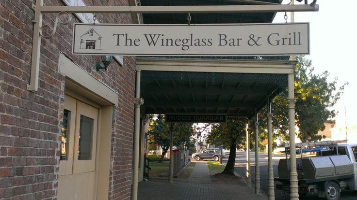 The Wineglass Bar & Grill Mudgee