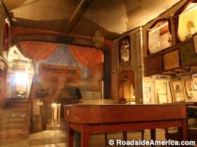 Bird Cage Theater Museum. Tombstone, Arizona  One of my favorite places to visit.