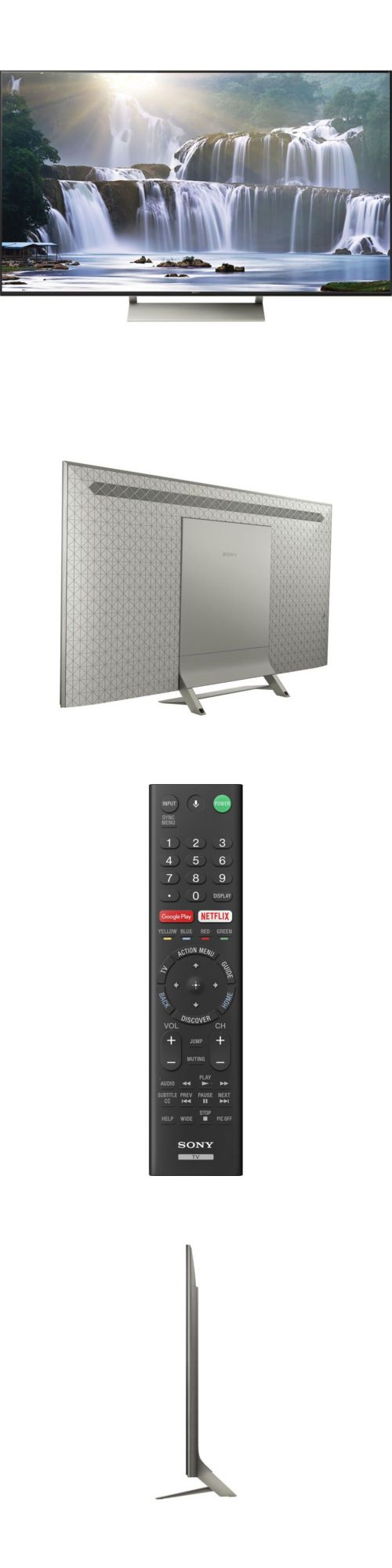 Televisions: Sony 65 Inch 4K Uhd Motionflow Xr 960 Hdr Smart Tv 2017 Model | Xbr65x930e -> BUY IT NOW ONLY: $2798 on eBay!