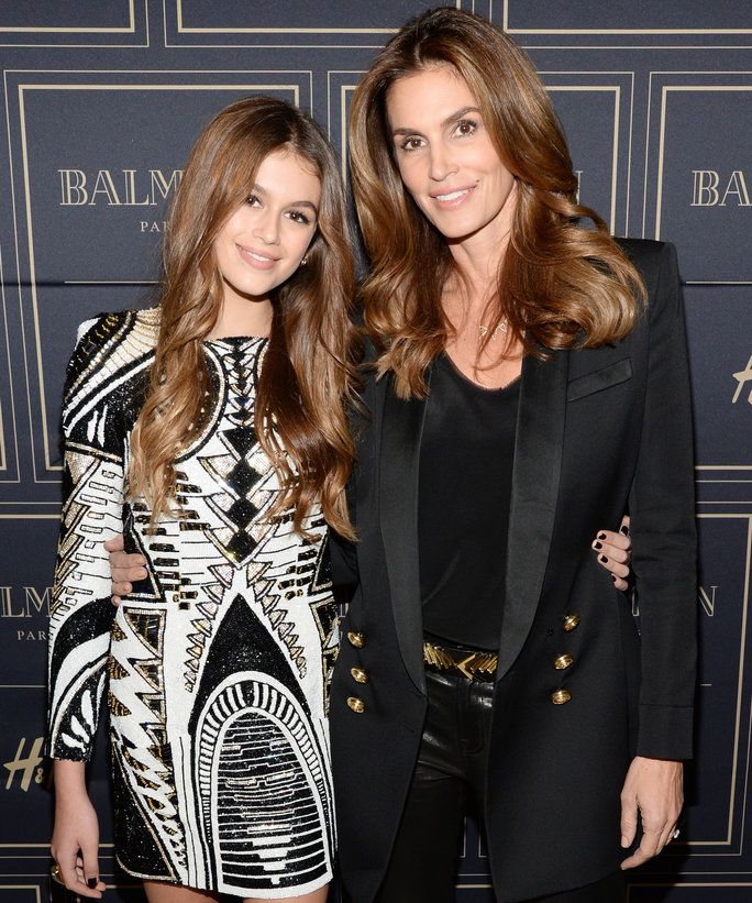 Cindy Crawford and Kaia Gerber Are Biking Babes in Cute Mother-Daughter 'Gram