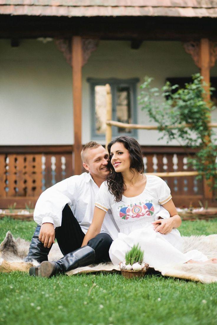 Buzsáki mintás menyasszonyi ruha(Bell Studio/Esther&Gabe)