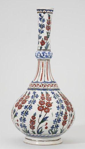Khalili Collections | Islamic Art | Collections | circa 1560-80 İznik