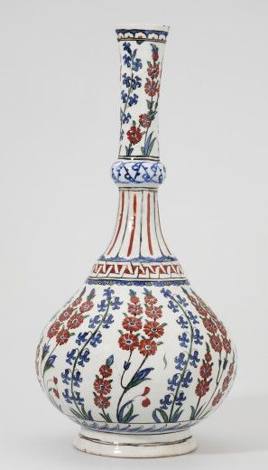 Khalili Collections   Islamic Art   Collections   Khalili #İznik #Sürahi