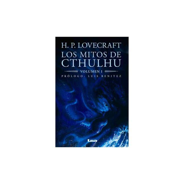Los mitos de Cthulhu (Vol 1) (Paperback) (H. P. Lovecraft)
