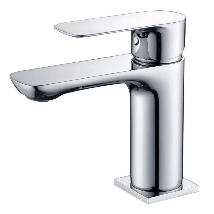 Lavabos de diseo baratos lavabo de cristal sobre encimera for Monomando ducha barato