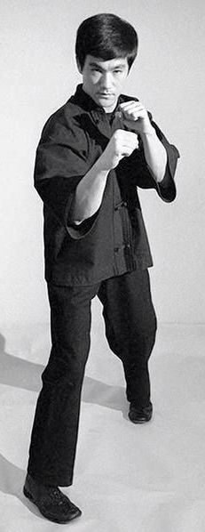 Bruce Lee was the embodiment of masculinity, discipline and effortless style. Not to even mention handsome.