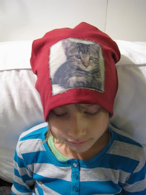 Puma the cat-hat