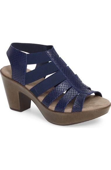 Munro 'Cookie' Slingback Sandal (Women) available at #Nordstrom