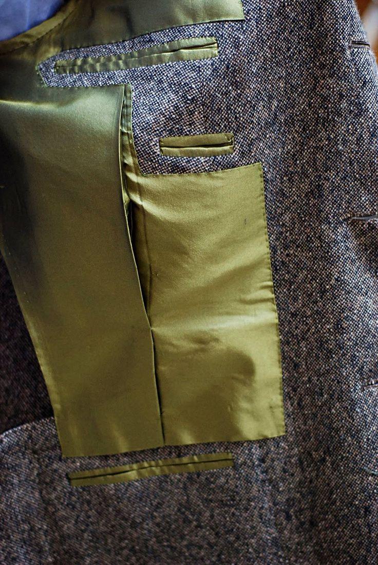 Rubinacci cashmere jacket 6: Finished article - Permanent Style