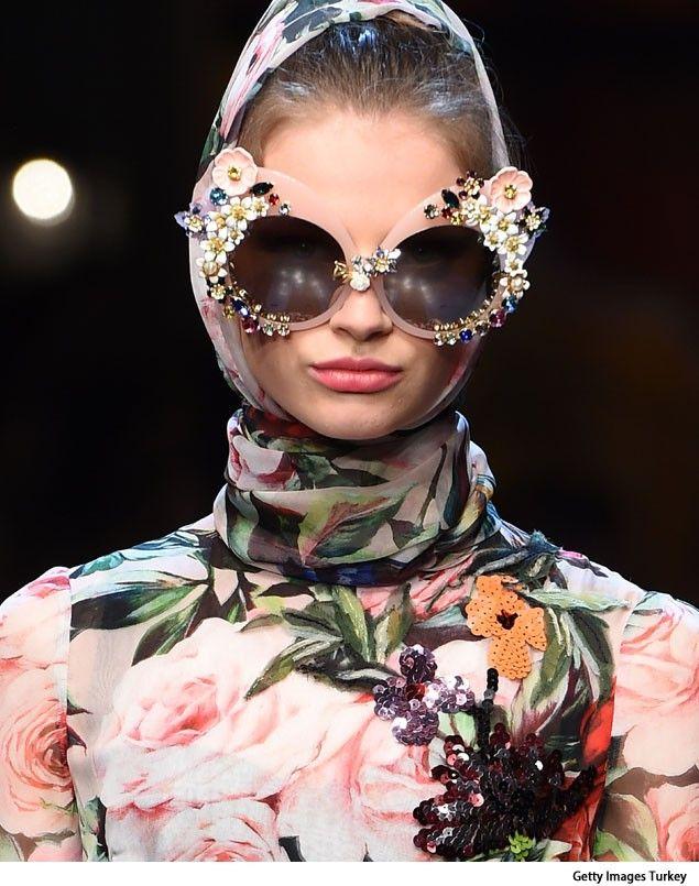 2016'nın güneş gözlüğü modelleri!