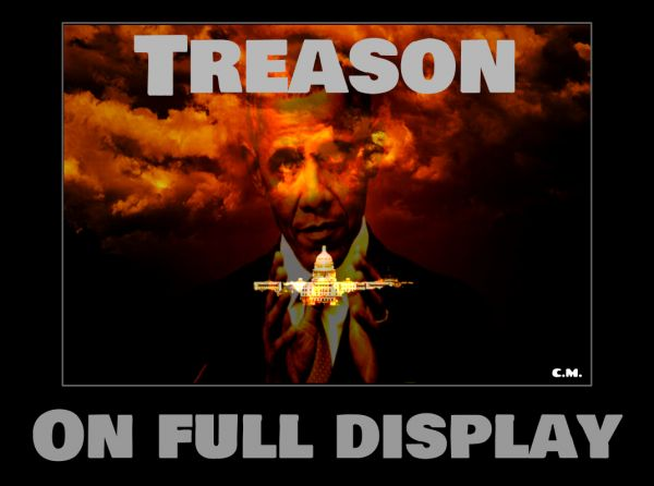 "As Obama's Unrestrained Treason Consumes Our Nation, Eunuch Republican Lawmakers Continue Their Cowering | Posted on March 31, 2015 by Chad Miller | ""In the ceaseless superfluity of national and global headlines that imbrue us 24/7, it's unmistakable that we're living through intensely austere times unlike any others in recent memory. Perhaps that's because never before in the history of the United States have we had a sitting president commit so many protracted spectacles of treason with…"