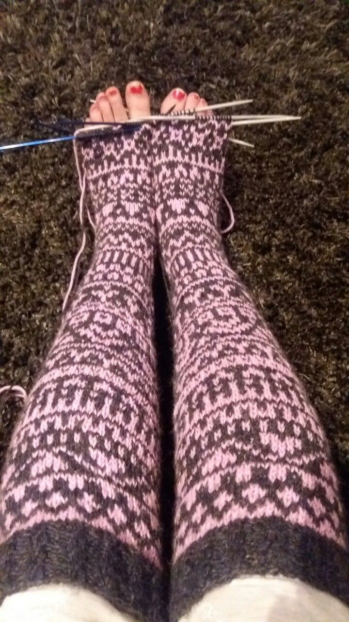 Niina Laitinen joulukalenteri sukat 2016 #niinalaitinendesings #joulukalenterisukat2016