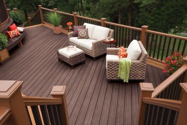 38 best Terrasses images on Pinterest Landscape planner, Pergolas - carrelage terrasse exterieur imitation bois