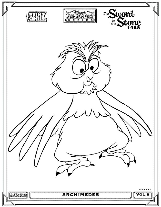 4117 best Disney images on Pinterest | Coloring books, Coloring ...