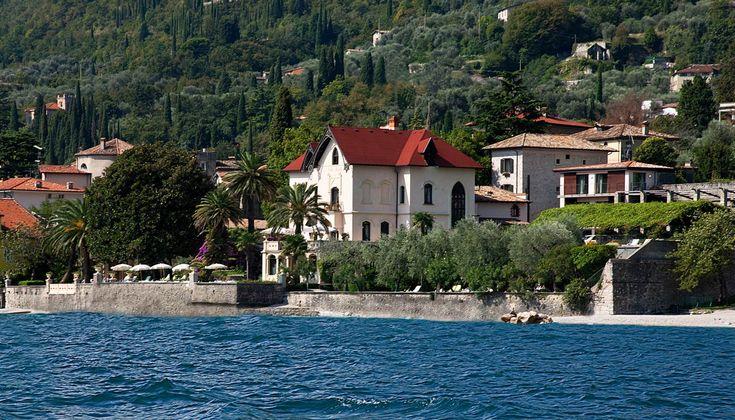 Luxushotel am Gardasee mit Privastrand, Restaurant, Wellness und Pool