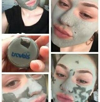 GLACIAL MARINE MUD MASK 🐚🍃  (part of the epoch range)  Do you suffer from BLACHEADS? ACNE? Or are you plagued with SPOTS and BLEMISHES?   This amazing product draws out toxins and impurities in the skin so you can actually see them..!! Inbox me for details or if you Interested ☺️✔️