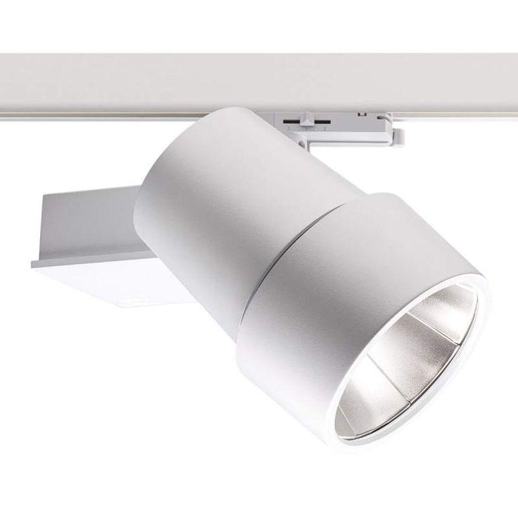 Vario 110 – LED-Strahler für 3-Phasen-Schiene 36° von RD Leuchten