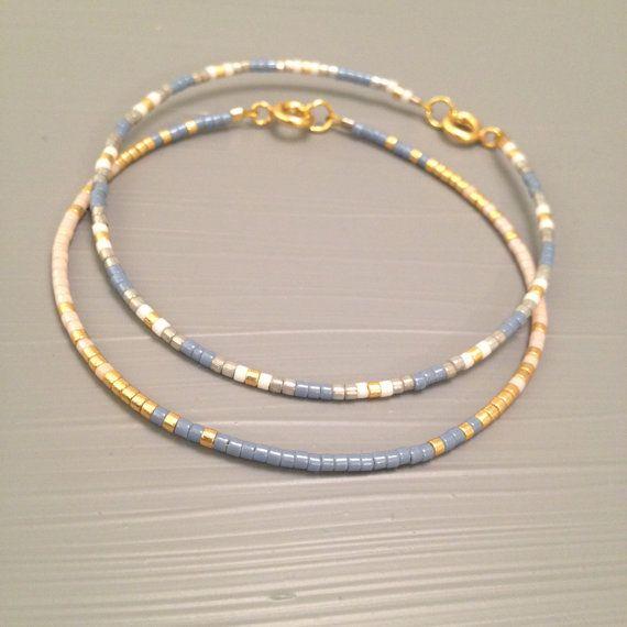 Brautjungfer Geschenk elegantes Armband Tiny von ToccoDiLustro