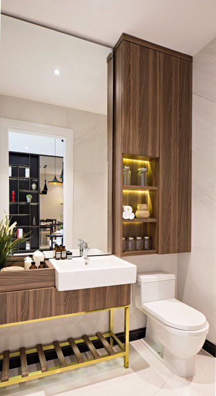 Classical, Modern | Bathroom | One Velvet Show Unit | Tangerang | Helloembryo