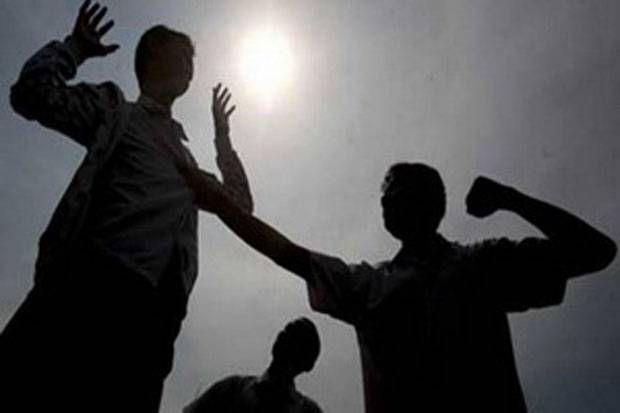 Sendirian Anggota Brimob Lumpuhkan Tujuh Begal di Jalanan