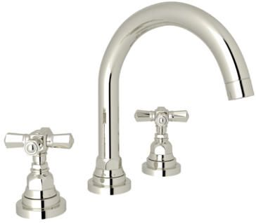 ROHL SAN GIOVANNI LAVATORY FAUCET A2328XM Polished Nickel