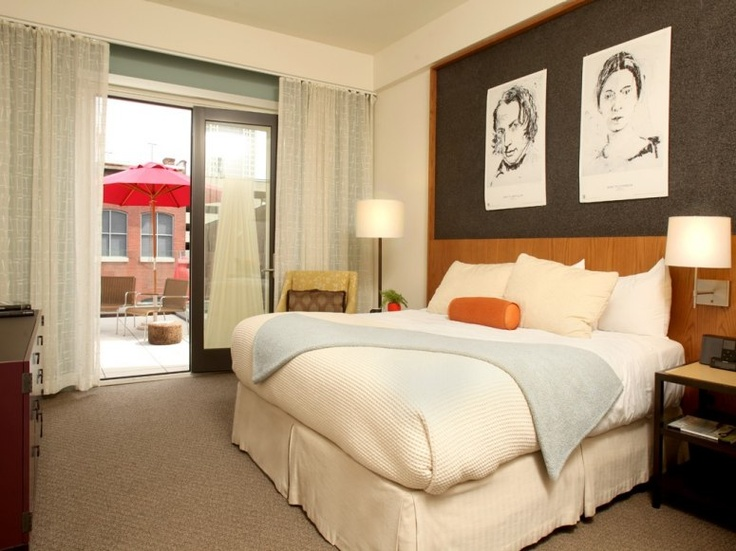 """21C MUSEUM HOTEL  Louisville, Kentucky     When is a Gold List hotel not just a Gold List hotel? When it's a Gold List hotel and a 9,000-plus-square-foot contemporary art museum, like the singular 21c Museum Hotel in Louisville. Just as """"unique and creative""""? The rooms themselves, which have Herman Miller chairs …and rubber duckies in the tub."""