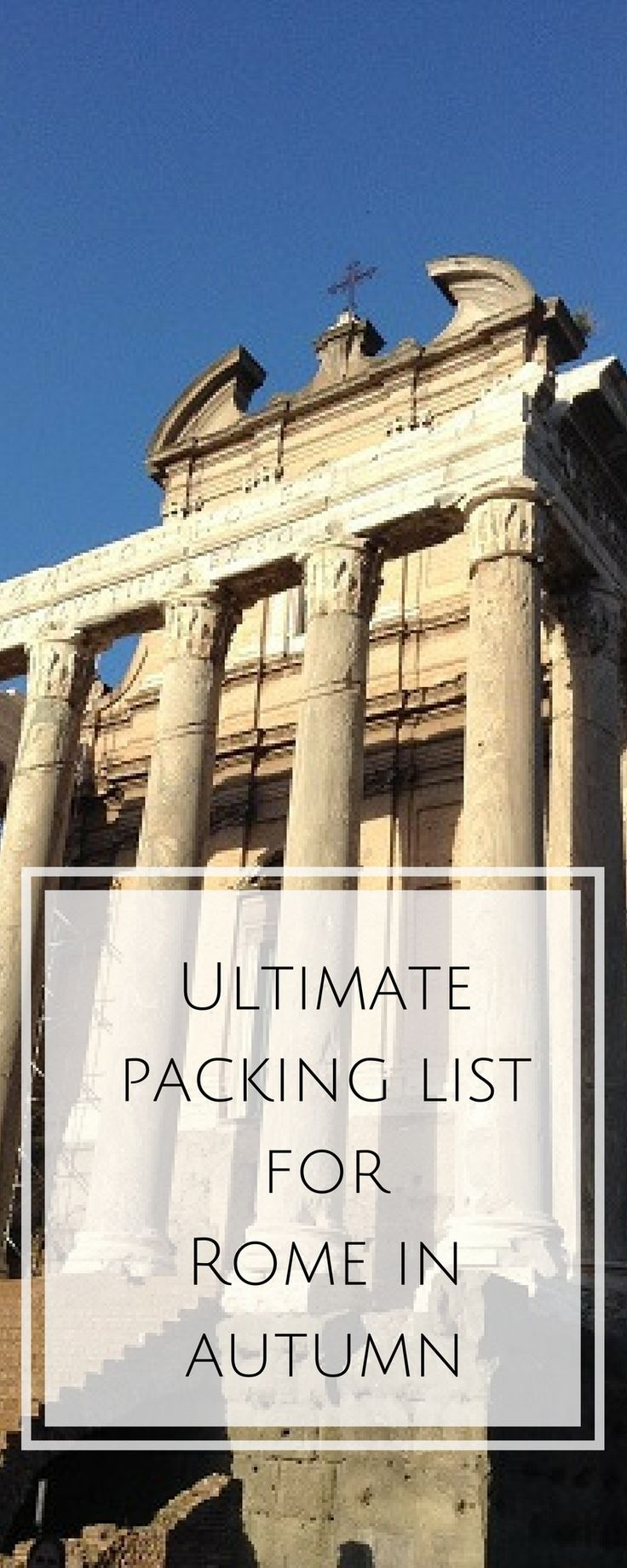 What to pack for Rome in the fall? Read this post to find out about Rome weather…