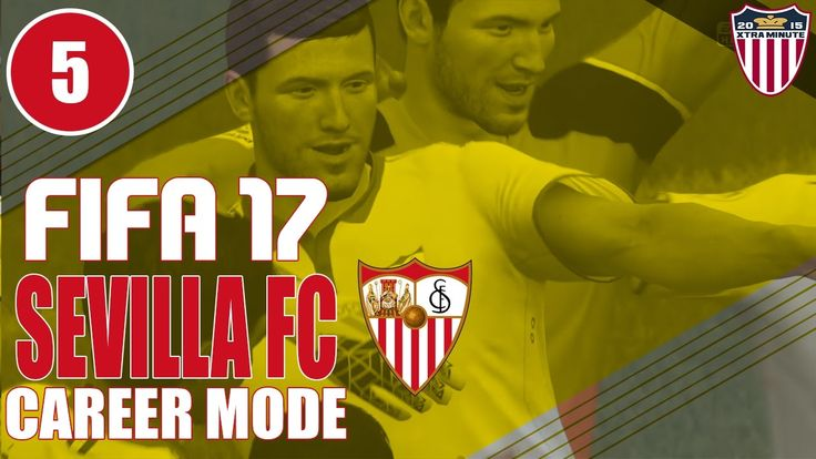 FIFA 17   Sevilla FC Career Mode S1 Ep 5 - ASIAN CUP FINAL WITH PSG!