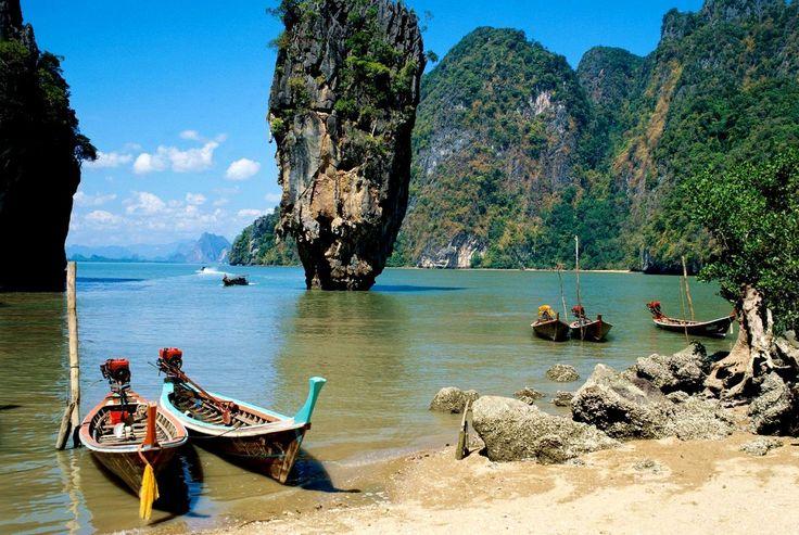 Insulele din Thailanda, acesta este un loc popular pentru tineri si cupluri, deoarece atrage natura tropicala, plaje frumoase, lume subacvatică și ...