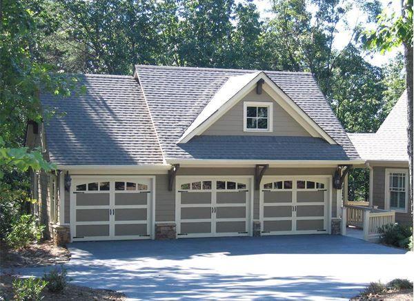 Briarcliff Garage Garage Plans Detached Carriage House Plans Garage Plans With Loft