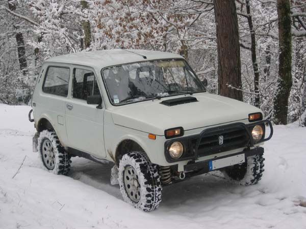 116 best lada niva 4x4 images on pinterest off road offroad and jeeps. Black Bedroom Furniture Sets. Home Design Ideas
