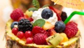 Luau Hawaiian Fruit Salad
