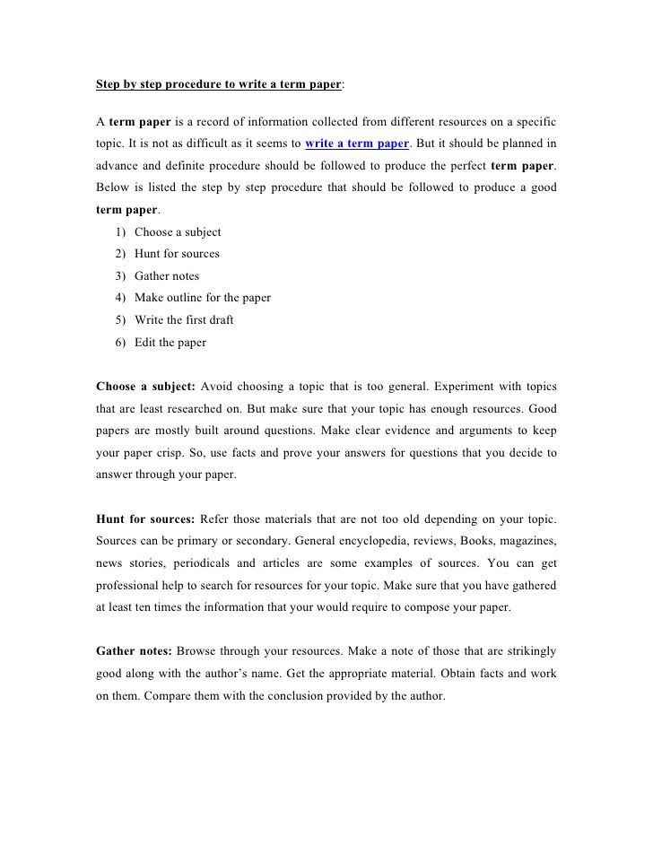 Pin By George Paul On Your Essay Short Writing A Term Paper Nutrition