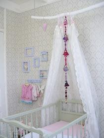 babykamer kinderkamer children kids room nursery bed hemeltje