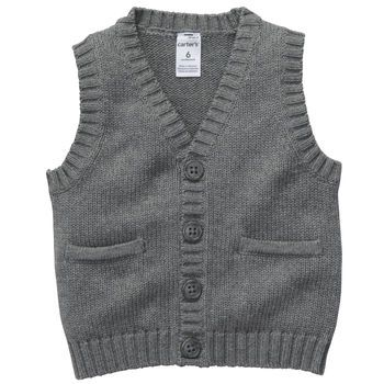 Sweater Knit Vest for xmas? same vest with different button down shirts...