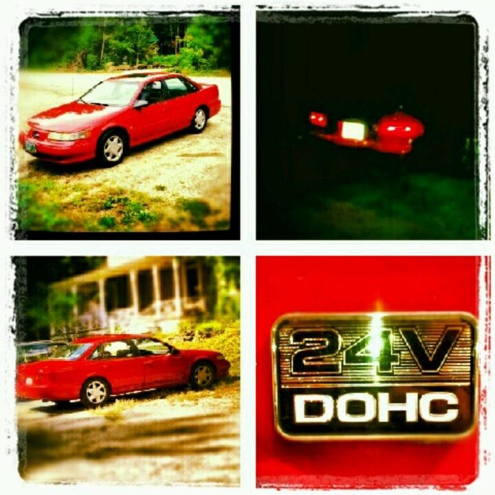 My car My Ford Taurus SHO