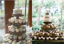 http://www.deerpearlflowers.com/tree-stumps-wedding-ideas-for-rustic-country-weddings/