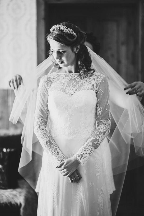 #wedding dress #lace #rustic