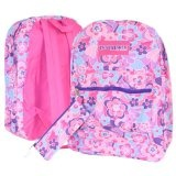 Trailmaker 17'' Fashion Backpack w/ Matching Pencil Case (2 Color Options)