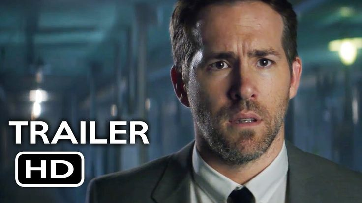 The Hitman's Bodyguard Red Band Trailer #1 (2017) Ryan Reynolds, Samuel ...