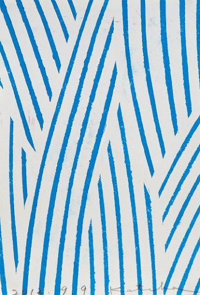 Blue stripes always look good!